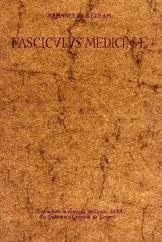 You are browsing images from the article: KETHAM JOHANNES DE Johannes von Kirchheim Fasciculus Medicinae.  Stampato in Venezia nell'anno 1493