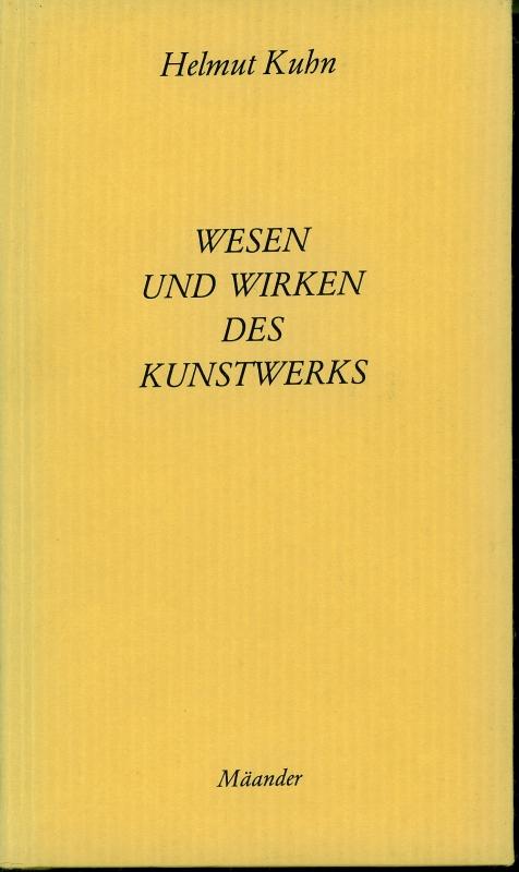 You are browsing images from the article: KUHN HELMUT Wesen und Wirken des Kunstwerks Bibliographie der Schriften H. Kuhns zur Ästhetik