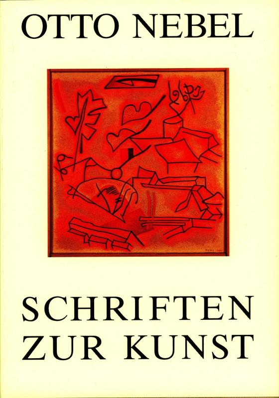 You are browsing images from the article: NEBEL OTTO Schriften zur Kunst Zuginsfeld, Runenfugen, Uns unser Er sie Es, Unfeig, Das Rad Titanen