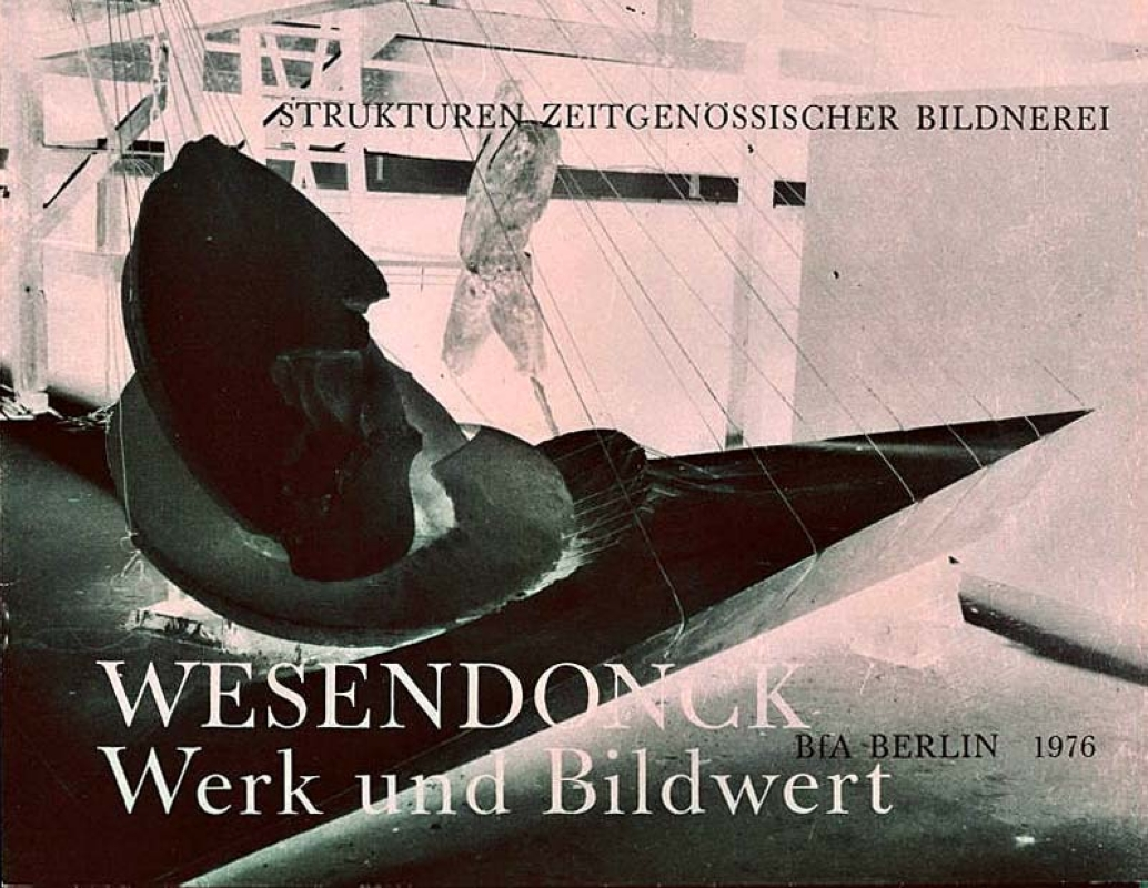 You are browsing images from the article: PIEL FRIEDRICH - Wesendonck - Werk und Bildwert Zu dem Ensemble in Zeit Raum 1976