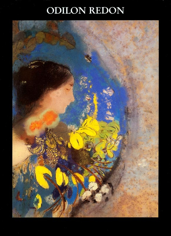 You are browsing images from the article: REDON ODILON (1840-1916) Meisterwerke aus der Sammlung Ian Woodner